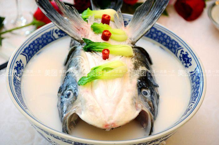 千岛湖有机鱼头汤