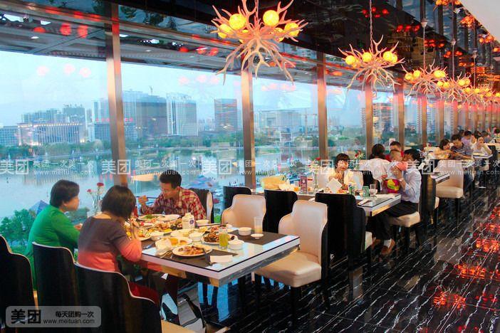 【郑州维多利亚美食汇成地图手绘人单人自助午美食下载自助北京国际图片