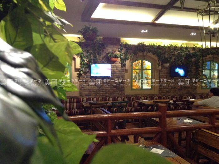 花园餐厅设计_花园餐厅人均消费
