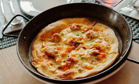 南京美团网:南京今日团购:【米法西班牙餐厅】披萨小羊排套餐,建议2人使用,提供免费WiFi