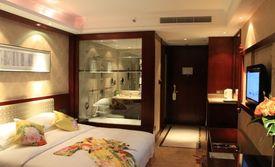 仅售598元!价值1300元的住宿套餐,免费早餐2份,免费WiFi。住宝盛宾馆,游杭州乐园,疯狂假日,不得不去。