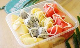 常州/水果拼盘(苹果,香蕉,西瓜,菠萝)1份