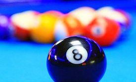南京美团网:南京今日团购:【8号 pool bar】桌球畅打2小时,赠送沙狐球1局+电子飞镖1次