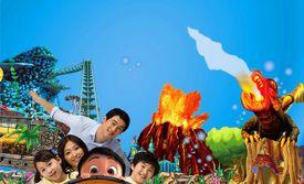 杭州乐园杭州烂苹果成人票,仅售128元!价值170元的杭州烂苹果成人票,含杭州烂苹果乐园成人票1张+六和塔景区门票1张。