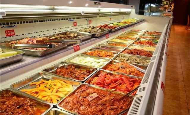 汉丽轩烤肉超市