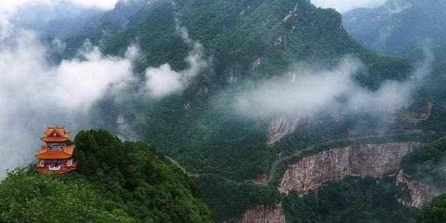 山西石膏山风景名胜区成人票(3.1-12.31)