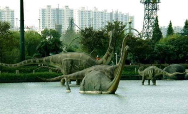 【无锡出发】中华恐龙园一日游常州中华恐龙园一日游,最少1人可发