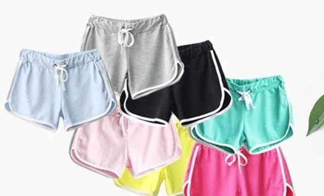 依可莉柔运动短裤