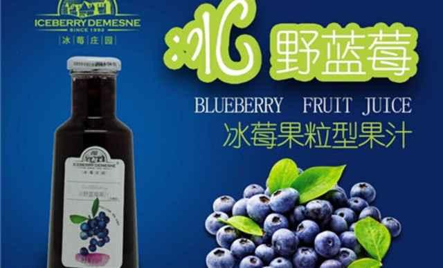 北极冰蓝莓酒庄团购 美团网图片