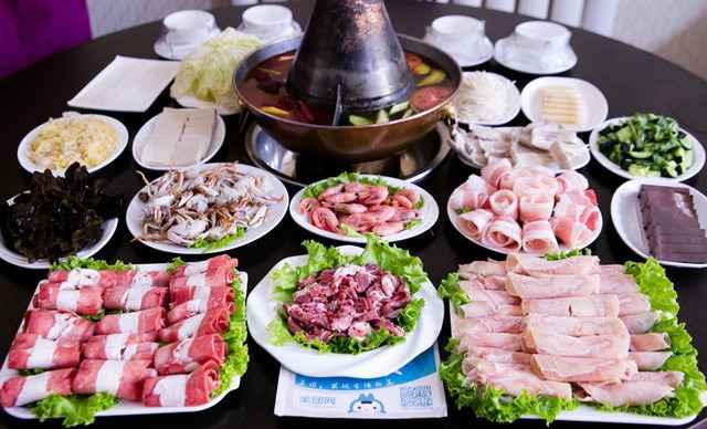 老北京鲜羊肉炭火锅团购 美团网