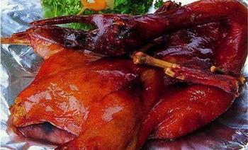 老北京燕山爆烤鸭(建材街店)-美团