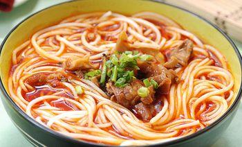 久久丫鸭脖坊&牛百碗中式快餐-美团