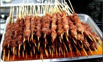 胡子海鲜烧烤(南翔店)-美团