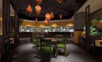 越市集越南风味融合餐厅(步步高梅溪新天地店)-美团