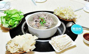 金陵阿二骨煲-美团