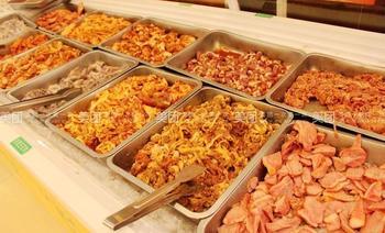 瀚丽轩海鲜烤肉自助餐厅-美团