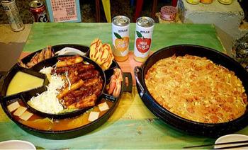 火炉仙韩国欧巴料理(崇州1店)-美团