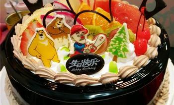 美心生日蛋糕(朝阳南大街店)-美团