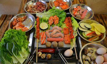 耿小鲜韩式自助烤肉馆-美团