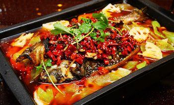 英伦烤鱼(弘阳广场店)-美团