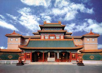 中国紫檀博物馆-美团