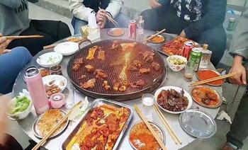 汗舍烤肉-美团