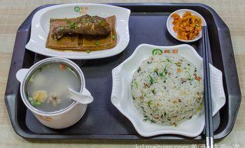 菜饭骨头汤-美团