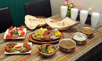 天竺咖喱印度餐厅-美团