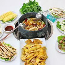 西藏墨脱石锅菌王山珍馆-美团