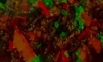 味道鱼馆(豇豆鸡)-美团