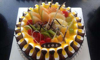 旗王蛋糕-美团