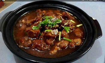 砂锅猪蹄-美团