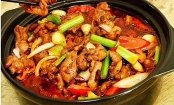 重庆鸡公煲(重固店)-美团