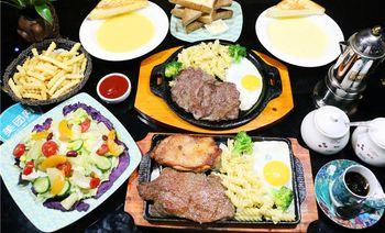 捷农咖啡一族西餐厅(伏牛路店)-美团