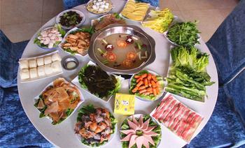 品尚鲜鱿鱼炖土鸡火锅干锅-美团