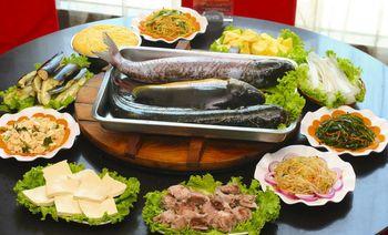 铁锅部落铁锅炖鱼(东北大街店)-美团