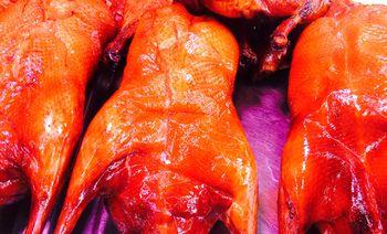 香脆烤鸭店-美团