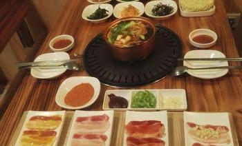 金达莱时尚韩餐厅-美团