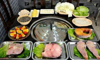木柴铁锅炖活鱼-美团