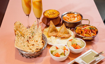 时派圈印度餐厅(天俊大厦店)-美团