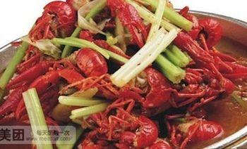 侬知虾·小龙虾·烧烤(七宝店)-美团