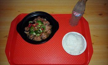 朋乐斋黄焖鸡(二店)-美团