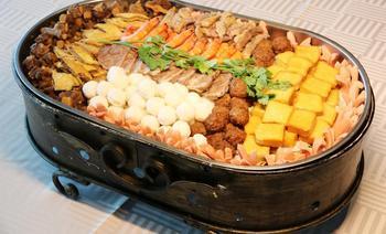 康城建国美食孔雀咖啡厅海鲜大咖-美团