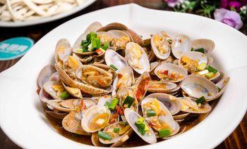 潮州海鲜砂锅粥-美团