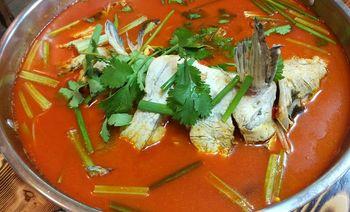 尝真香烤鱼贵州特色酸汤鱼-美团