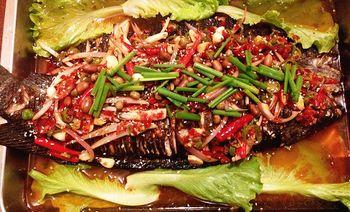 香辣烤鱼坊-美团