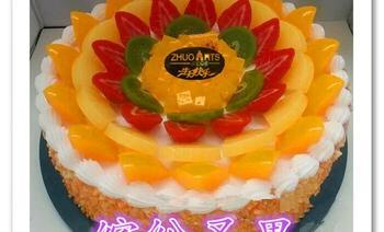 卓艺蛋糕花园(曹县店)-美团