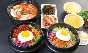 韩客拌饭(万达店)-美团