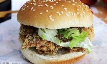 派乐汉堡(后街店)-美团