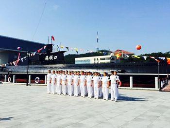 旅顺潜艇博物馆-美团
